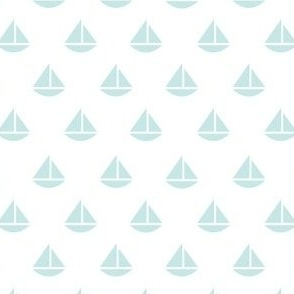 tiny teal boats - Color Update-ch