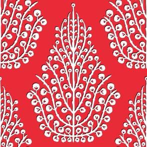 SPIRIT red white