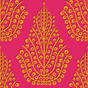 SPIRIT pink satsuma