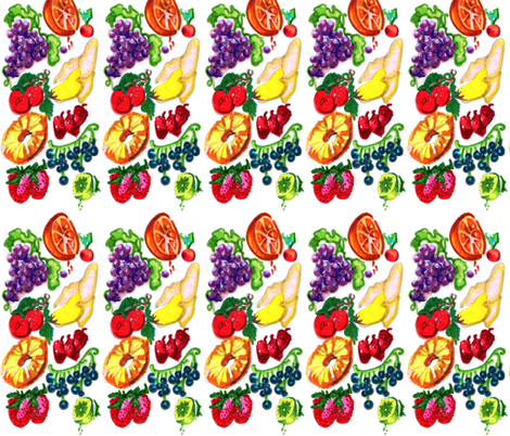Lickable Wallpaper Willy Wonka fabric by snjrose on Spoonflower - custom fabric