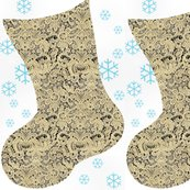 Rchristmas_stocking_gold_lace_blue_snowflakes_shop_thumb