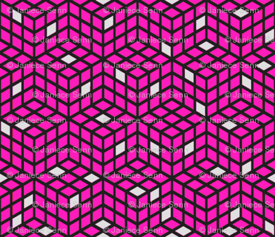 Pink Cubed