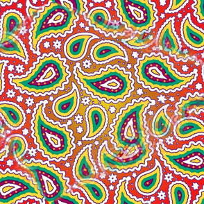 paisley_on_gradient_a_4200