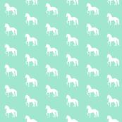 Prancing Horse, Mint