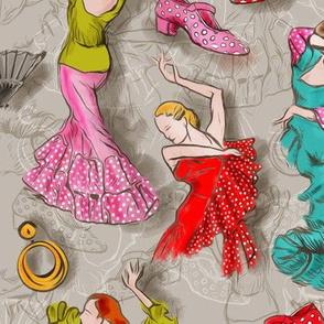 Flamenco Ballet