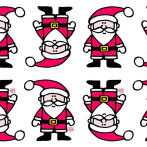 Santa, ho ho ho!
