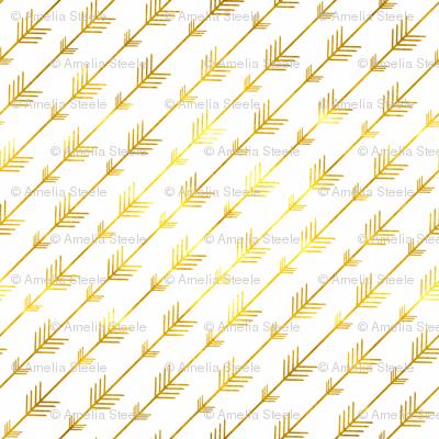 Gold Arrows Beaucoup!