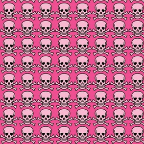 Skulls Pink