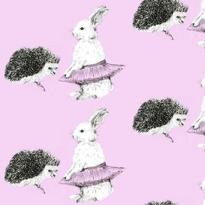 Rabbit and Hedgehog Ballet