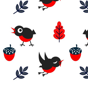 Bullfinch pattern