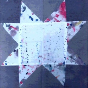 Fugazi Star Quilt