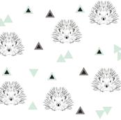 hedgehogs mint