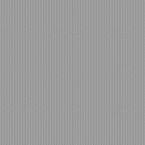 1:6 Scale Herringbone - Grey