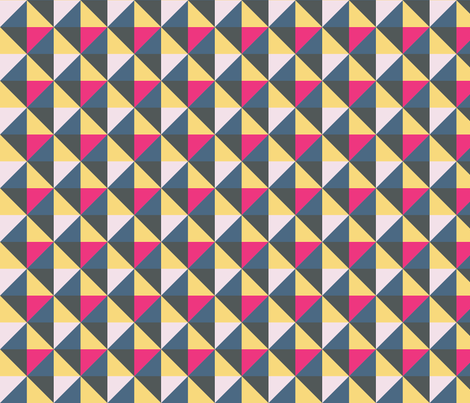 Optic Ecclectic fabric by sunrae808 on Spoonflower - custom fabric