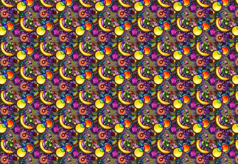 Harried Doodle fabric by pookinopolis on Spoonflower - custom fabric