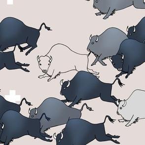 Buffalo Stampede (Mushroom)