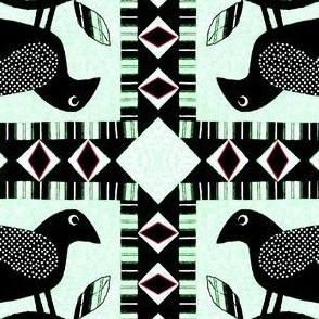 Crow Quilt