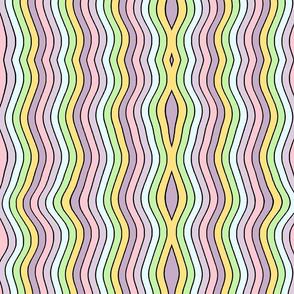 Pastel Stripes Melt