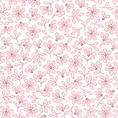 Sweet Floral - Petal Pink