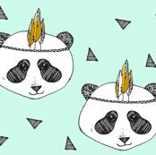 panda mint - elvelyckan