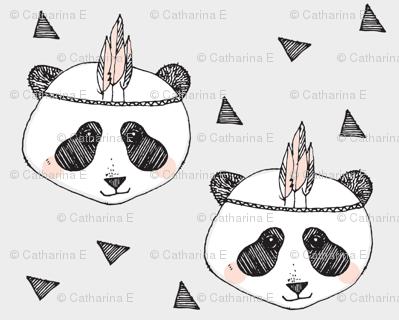 panda blush - elvelyckan