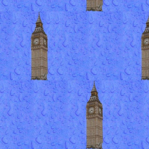 Big Ben Rainy Skies