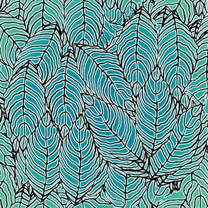 leaves_black_outlines