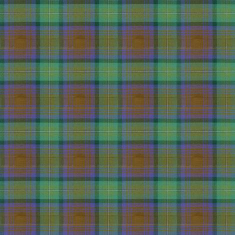 Isle of Skye Tartan fabric by lilyoake on Spoonflower - custom fabric