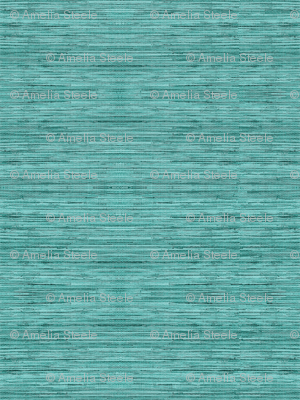 Grasscloth Fabric and Wallpaper in Aquamarine