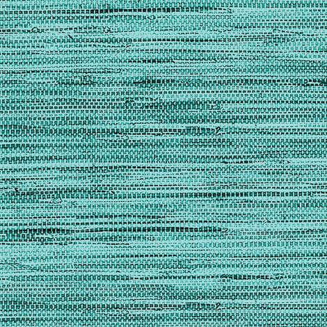 Grasscloth Fabric and Wallpaper in Aquamarine fabric by willowlanetextiles on Spoonflower - custom fabric