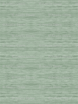 Grasscloth Fabric and Wallpaper in Coastal Green