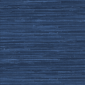 Grasscloth Fabric and Wallpaper in Navy