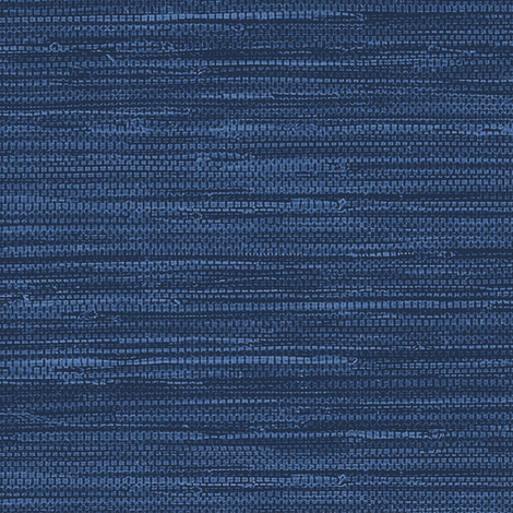 Grasscloth Fabric and Wallpaper in Navy fabric by willowlanetextiles on Spoonflower - custom fabric