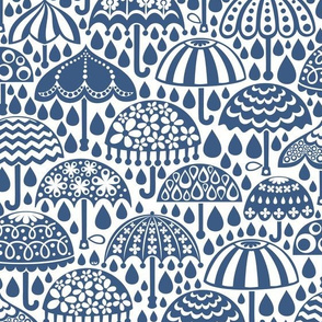 Folky Vintage Brollies