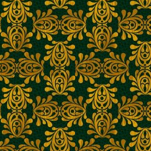 GOLDEN_LEAF-DAMASK