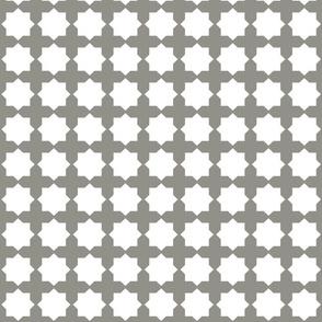 Casablanca star  white-stone