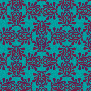 FLAMING_PURPLE_TEAL-DAMASK_lg