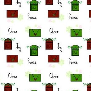 Holiday Letters-small print
