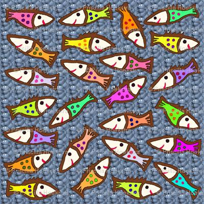 Swim Fishy Swim