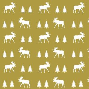 moose trot // mustard
