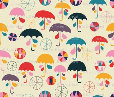 i'm happy when it rain