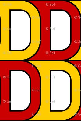 D 1m x2