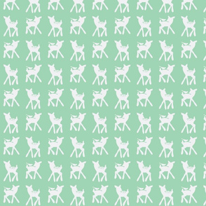 baby fawn mint