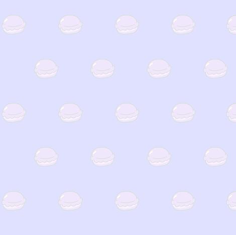 Macaron Polka Dot in Lavender/Lilac fabric by elliottdesignfactory on Spoonflower - custom fabric