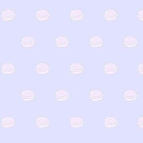 Macaron Polka Dot in Lavender/Lilac