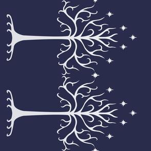 Tree of Gondor: Blue