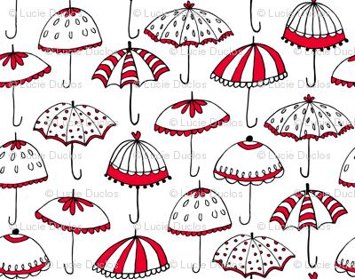Les Parapluies de Sophie