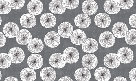 Umbrellas by Friztin fabric by friztin on Spoonflower - custom fabric
