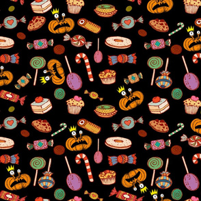 Pumpkins and Sweets