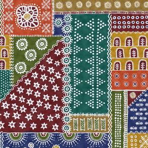 Batik Complete Warm